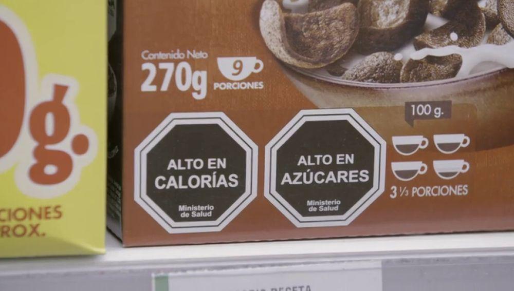 Image result for reducen azucar en alimentos chile