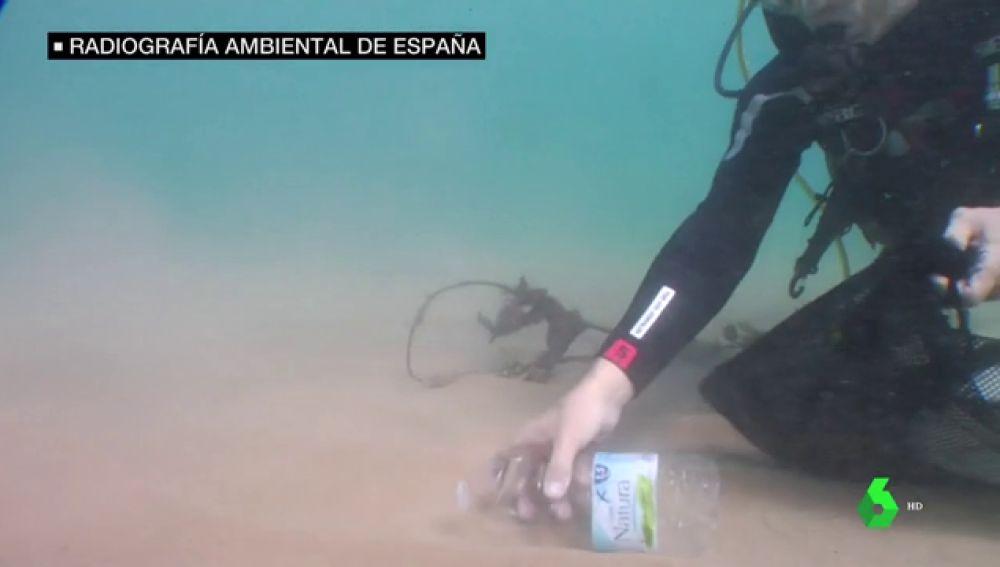 Radiografía ambiental de España: el reciclaje es la asignatura pendiente y el plástico en el mar el principal peligro