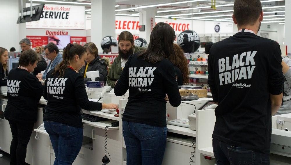 El Black Friday en Media Markt