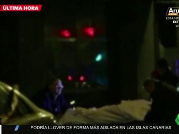 Un hombre amenaza con cortarse el cuello y muere tras un tiroteo en una comisaría de Sevilla