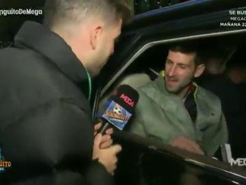 Simplemente Djokovic: atención a la reacción de Novak al ver el micrófono de 'El Chiringuito'