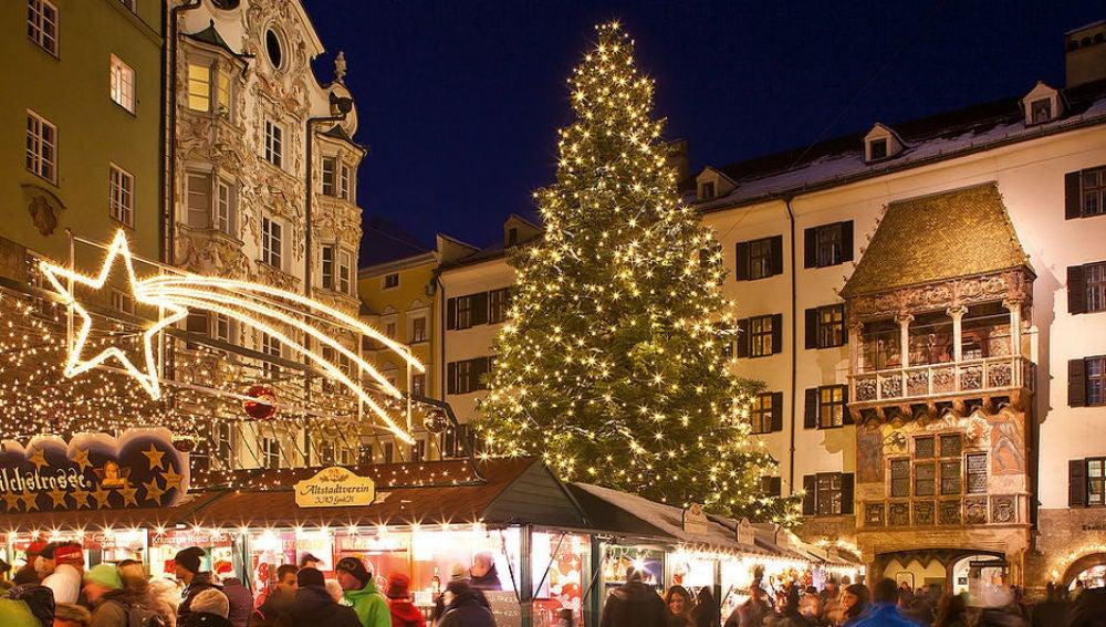 Innsbruck en Navidad