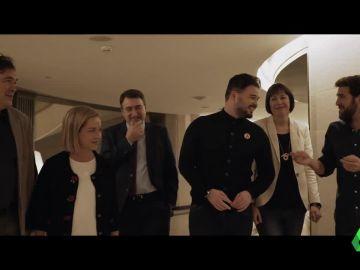 Representantes políticos en el programa de Salvados, 'Más allá de Madrid'