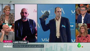 Luis Tosar en Liarla Pardo