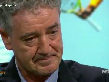 Las lágrimas de Rafa Guerrero al recordar a su padre hablando de Roberto Bautista