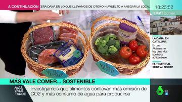 De la compra ecológica a la cocina de aprovechamiento: así se reduce la huella ecológica de nuestra alimentación