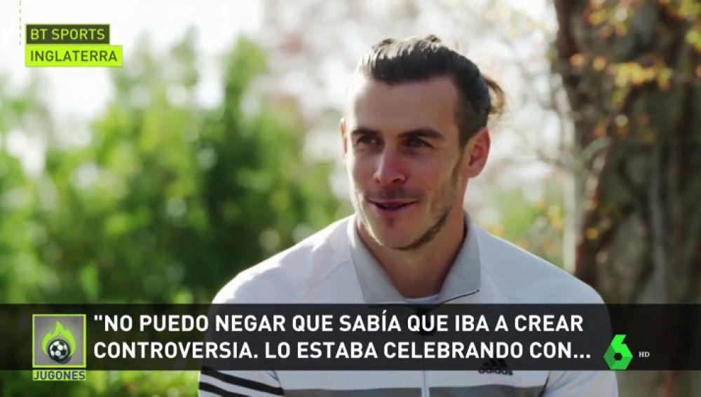 """Bale: """"Sabía que lo de la bandera generaría controversia"""""""