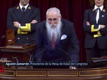 Los mejores momentos de Zamarrón, el Valle-Inclán del Congreso