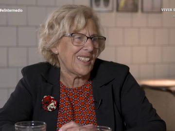 """Manuela Carmena reconoce su error en las elecciones municipales: """"Fui demasiado renovadora"""""""