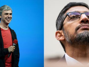 Los fundadores de Google ceden la dirección del grupo tecnológico