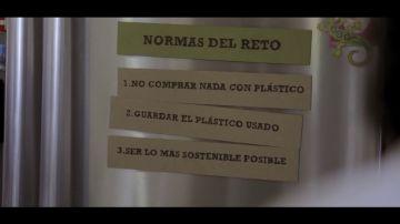 Vivir sin plástico: dos familias españolas aceptan el reto