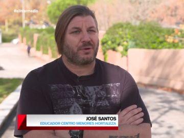 """El testimonio de un educador del centro de menores atacado en Hortaleza: """"Algunos han sido agredidos, viven con miedo"""""""