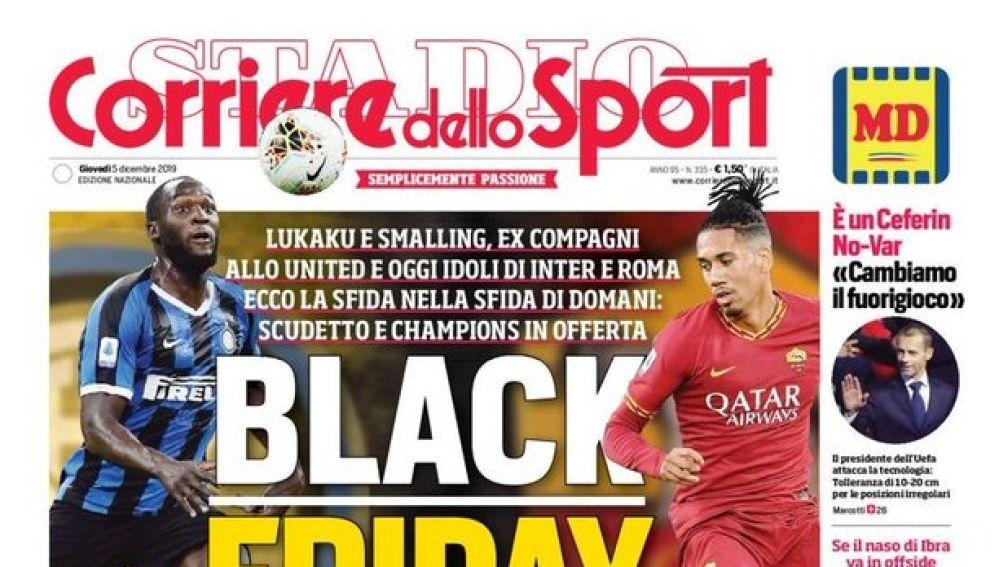 Critican portada de diario italiano por incitar al racismo