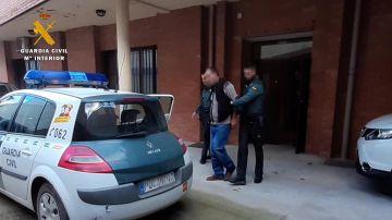 La Guardia Civil detiene en La Rioja Baja a un agresor sexual