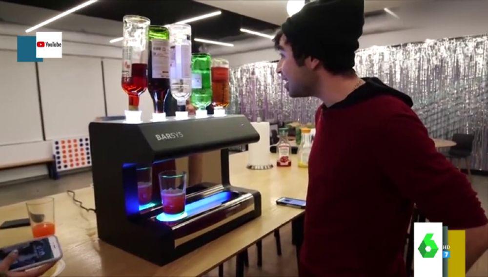 De ropa virtual al primer barman robot: así serán las temidas cenas de empresa en el futuro