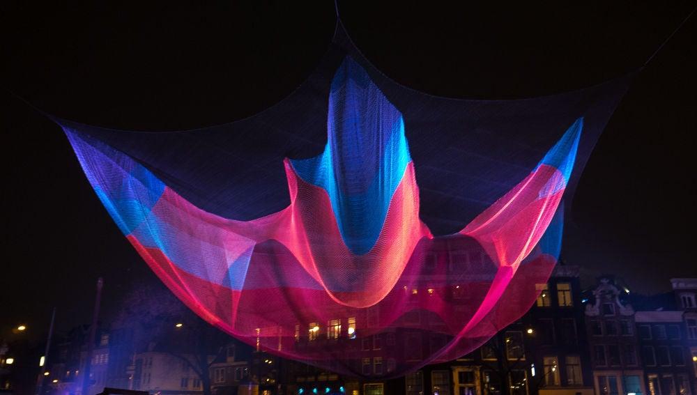 Light Festival, Amsterdam