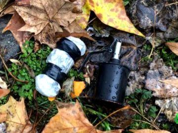 La granada lanzada en Hortaleza está prohibida en España, pero se pueden comprar réplicas por menos de 50 euros