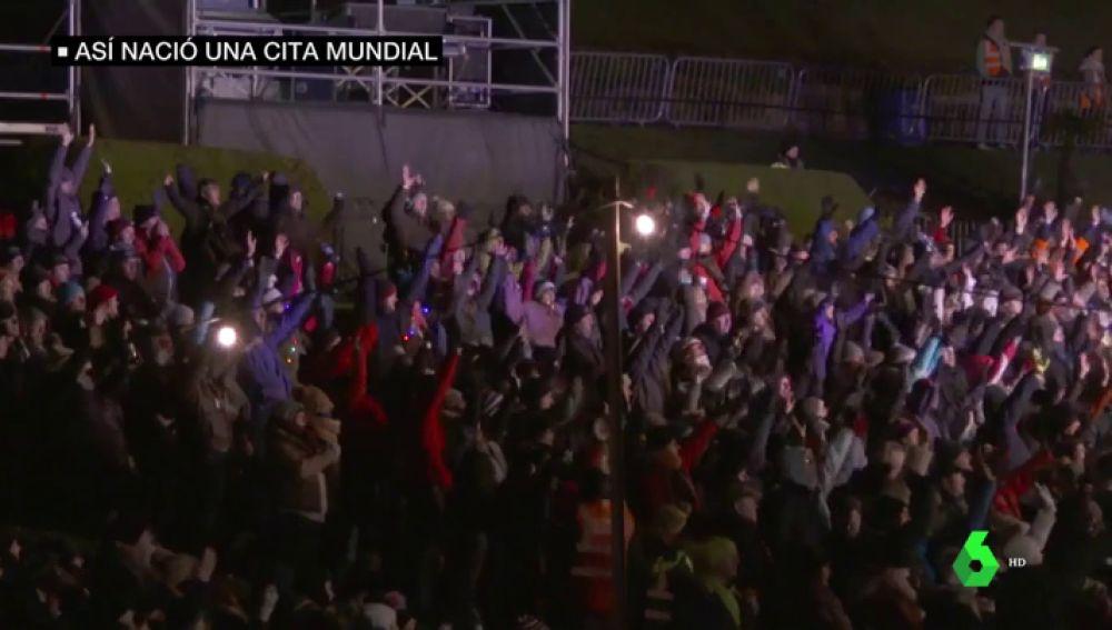 A seis grados bajo cero: así nació 'La Noche Sin Hogar', la iniciativa solidaria que este sábado acoge Madrid