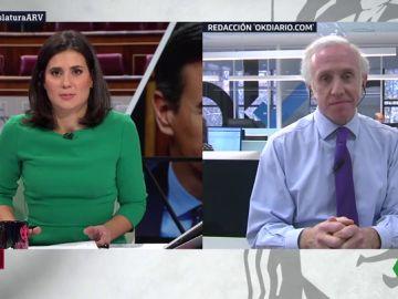 María Llapart y Eduardo Inda