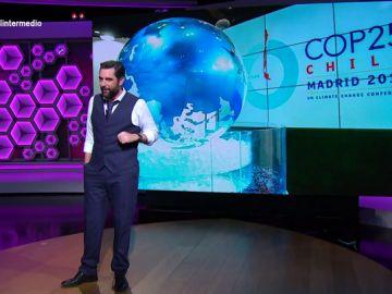 El 'verdadero' motivo por el que la Cumbre del Clima se celebra en Madrid