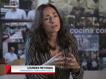 """Lourdes Reyzabal, 'Fundación Raíces': """"Hemos dejado el campo preparado para que Vox lance ese discurso contra los menores extranjeros"""""""