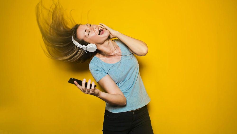 Escuchando lo mejor del año en Spotify