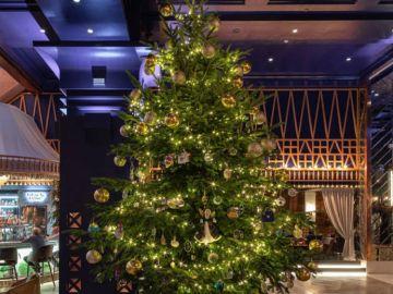 El árbol de Navidad más caro del mundo