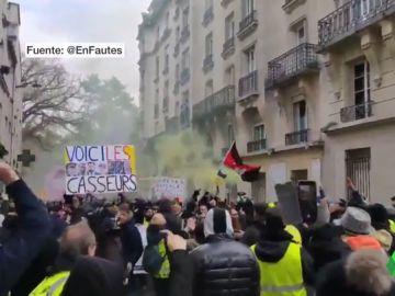 Francia sufre parones en las comunicaciones ferroviarias en la tercera jornada de huelga por la reforma de las pensiones