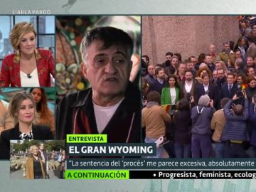 """El Gran Wyoming: """"Cuando me gritan 'Viva España', están diciendo 'puto rojo'"""""""