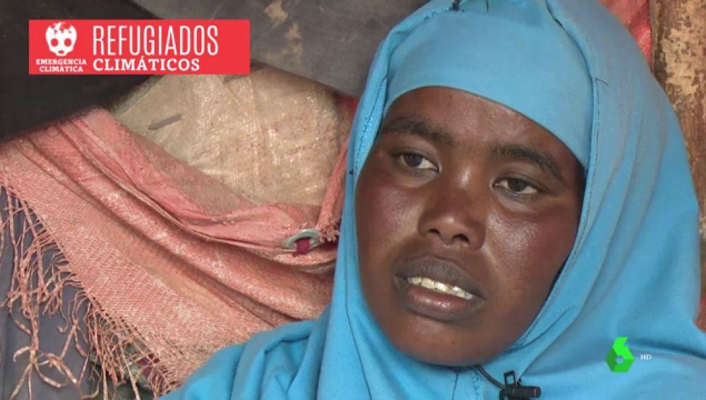Samsan, habitante de Somalilandia