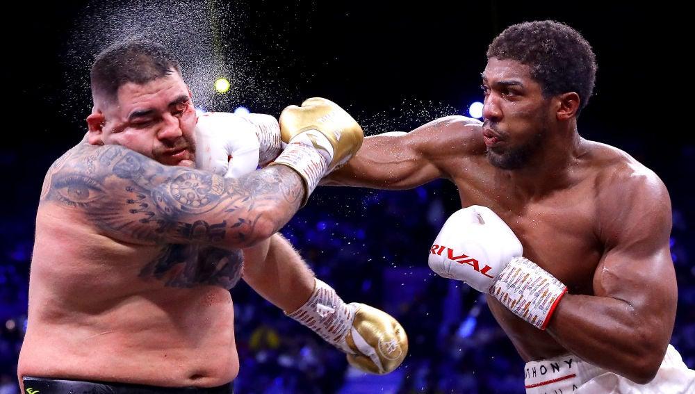 Andy Ruiz vs. Anthony Joshua