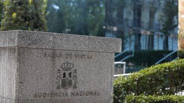 Edificio de la Audiencia Nacional