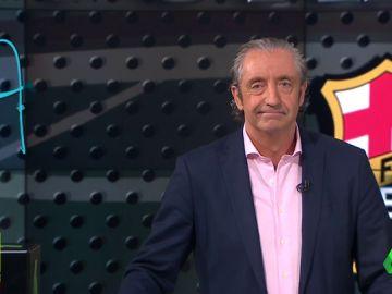 """Josep Pedrerol: """"Bartomeu va a conseguir que Torra le dé una palmadita en la espalda"""""""