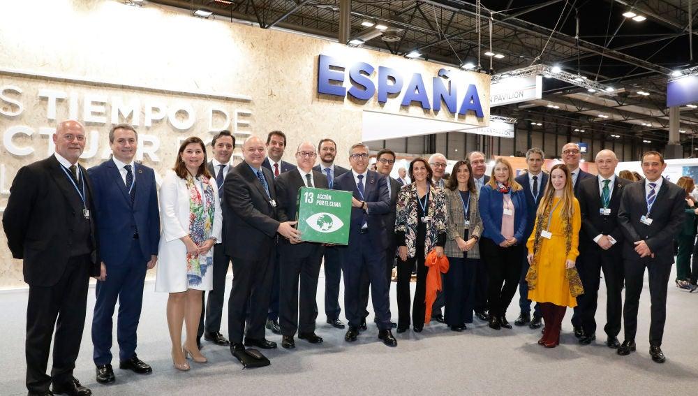 Los principales bancos espanoles se comprometen a alinear su actividad con el Acuerdo de Paris