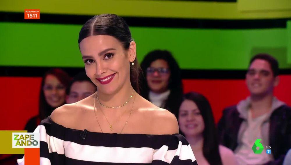 "Cristina Pedroche 'confiesa' su truco para comer de todo: ""Me da igual lo que sea"""