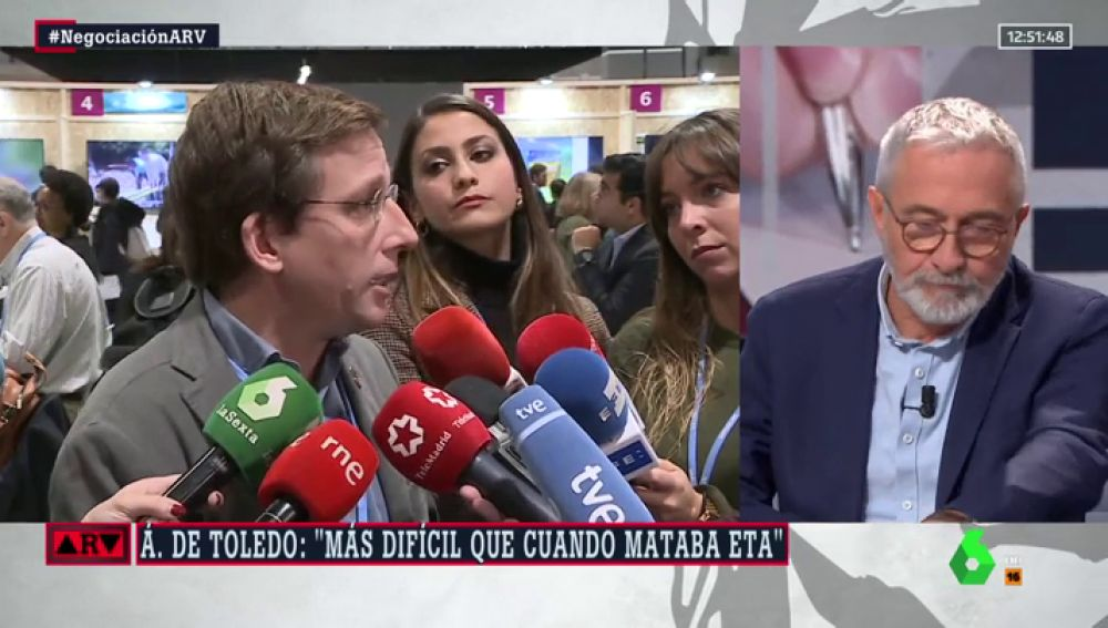 Xavier Sardà en ARV