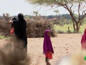 Más violaciones y matrimonios prematuros: las mujeres, las grandes víctimas de la emergencia climática en Somalilandia