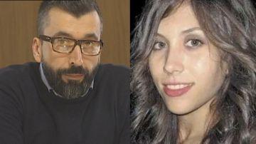 César Adrio y Ana Enjamio