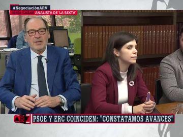 """Jordi Casas, analista de laSexta: """"Los únicos obstáculos para que haya investidura son Puigdemont y Torra"""""""