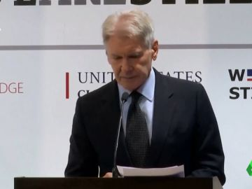 """Harrison Ford reprocha a Trump su """"falta de valentía"""" en la lucha contra el cambio climático"""
