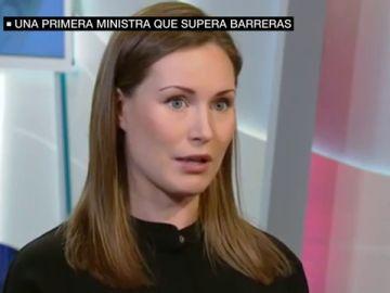 Hija de una familia homoparental y escéptica con la política: así es Sanna Marín, la primera ministra más joven del mundo