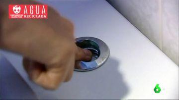 Utilizar agua reciclada en el retrete y en la lavadora: la nueva propuesta del Canal de Isabel II