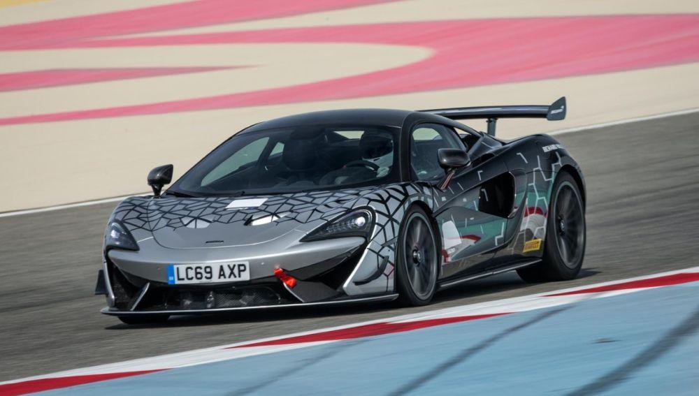 McLaren 620R