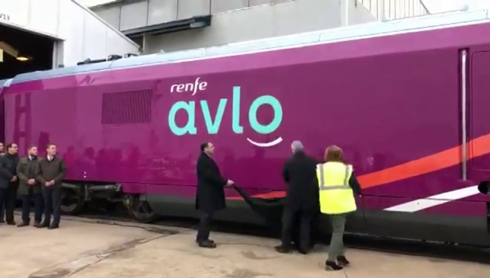 AVLO, el nuevo tren low cost