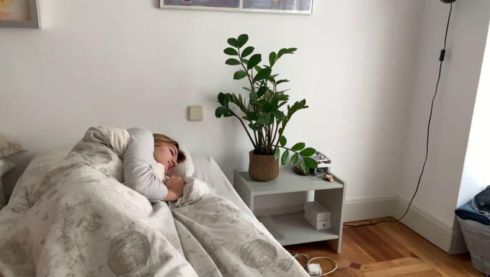 ¿Es malo dormir con plantas en la habitación?