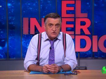 """La firme respuesta de Wyoming a Álvarez de Toledo tras comparar negociar con ERC con """"ir a la cárcel a negociar con Tejero"""""""
