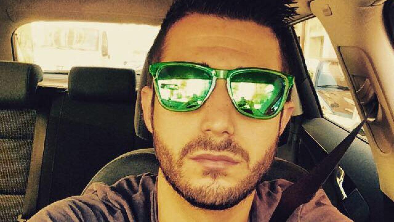 Jorge F., fallecido en un accidente en Valencia