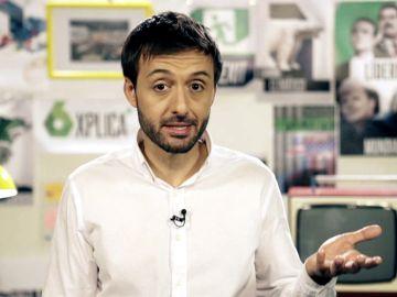 Xavi Burgos, redactor de laSexta Columna