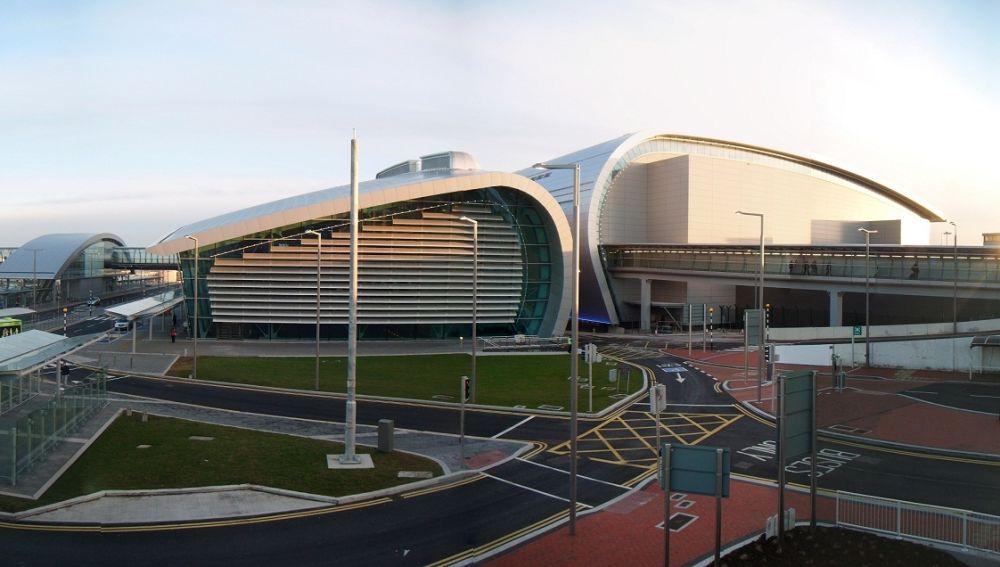 Terminal 2 del aeropuerto de Dublín
