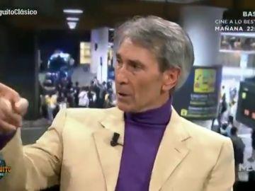 """'Lobo' Carrasco pide más fútbol y menos política en el Clásico: """"Hay una guerra subterránea"""""""